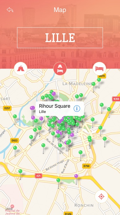 Lille Tourism Guide screenshot-3
