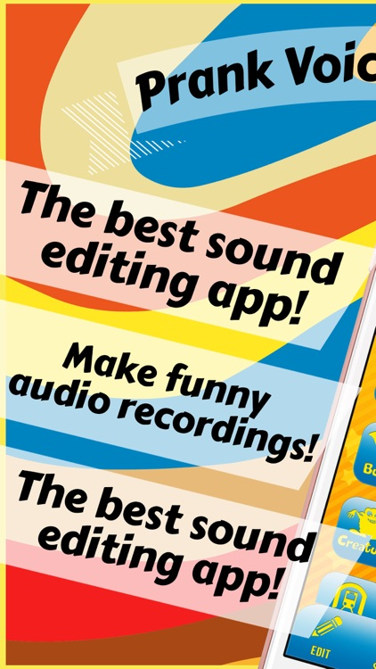 Prank Voice Changer with Cool Sound Effects Free