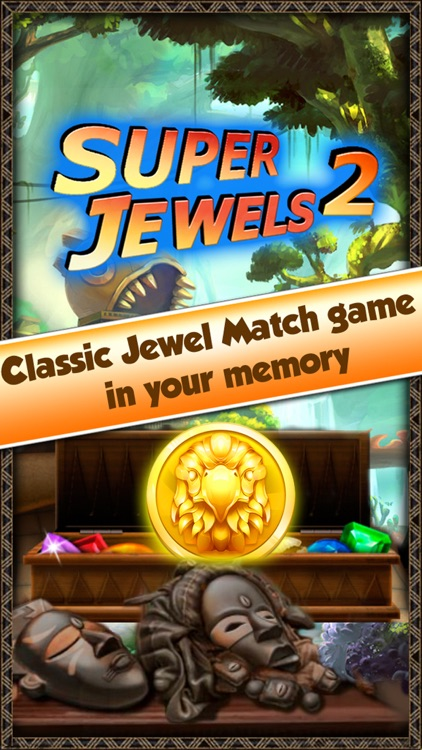 Super Jewel Mania 2 : Egypt Quest Match 3 Game
