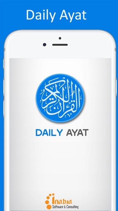 Ayah Of The Day (Daily Ayah) screenshot three