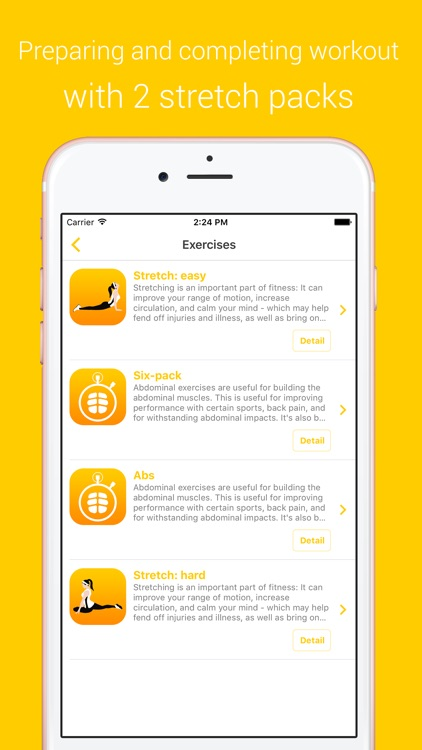 Six Pack Workout - Your Personal Fitness Trainer for a Quick Six Pack Muscle screenshot-3