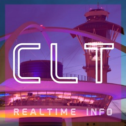 CLT AIRPORT - Realtime Flight Info - CHARLOTTE DOUGLAS INTERNATIONAL AIRPORT