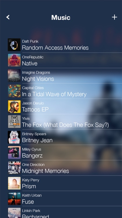 MeloMe Music Player