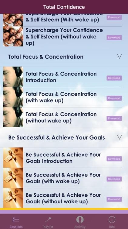 Total Confidence & Success