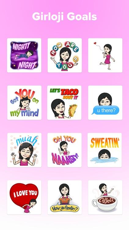 Girlmoji Keyboard - Emoji Keyboard for cute girls