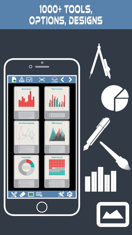 InfoGraphic and Poster Creator - Graphic Maker screenshot-4