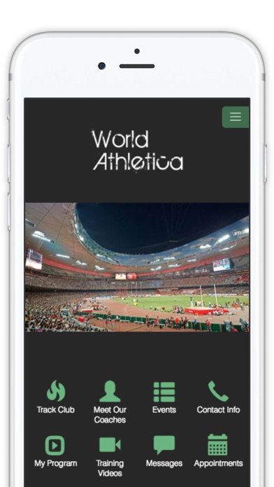 World Athletica screenshot one