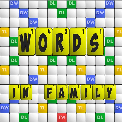 Tiles Wordplay - English Words Game With Family and Friends