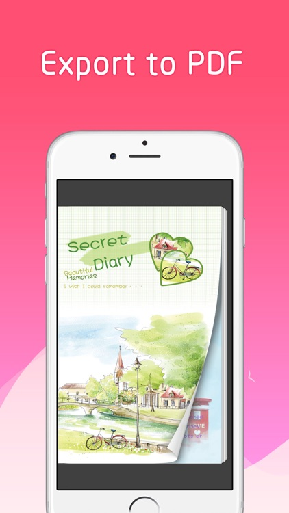 Secret Diary-Gratitude Journal screenshot-4