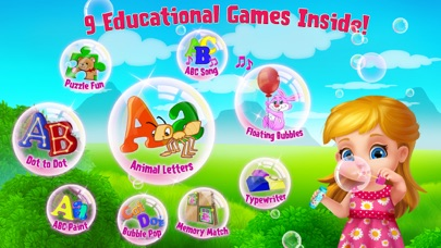The ABC Song Educational Game iPhone