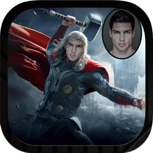 I Am SuperHero - Make Yourself a SuperHero By Placing Your Face