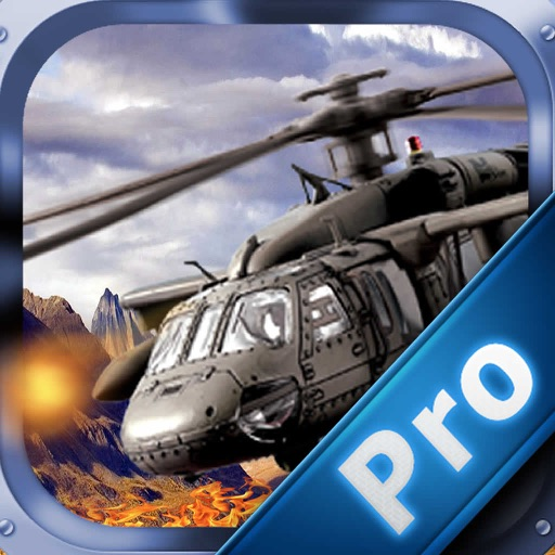 A Helicopter Gunships Career Pro - Blast Fury