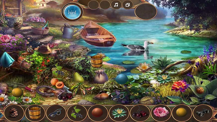 Summer of Love - Hidden Objects Game screenshot-4