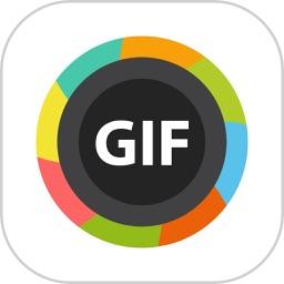 Live Camera Gif - GIF Maker to convert video to gif & photo to gif Editor