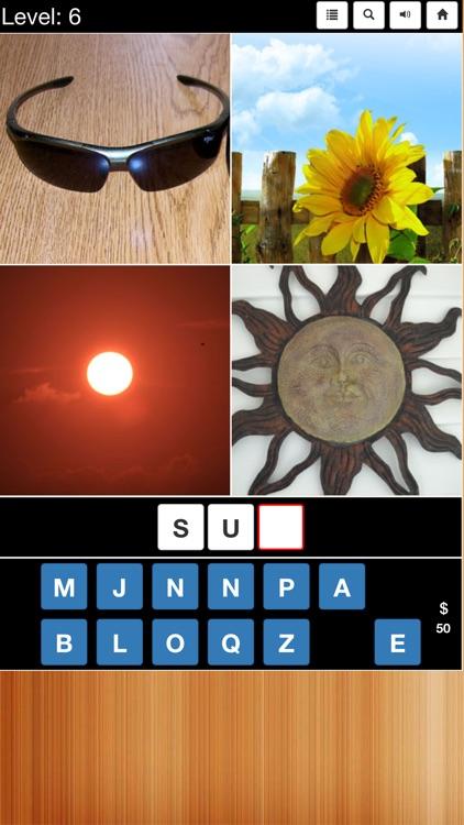 4 Pics 1 Word (Free) screenshot-4