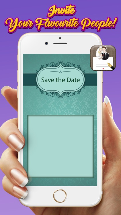 Wedding Invitations Cards – Beautiful Card Design and Greeting.s for All Occasions screenshot-3