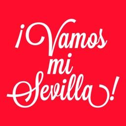 !Vamos mi Sevilla! !Vamos Campeón!