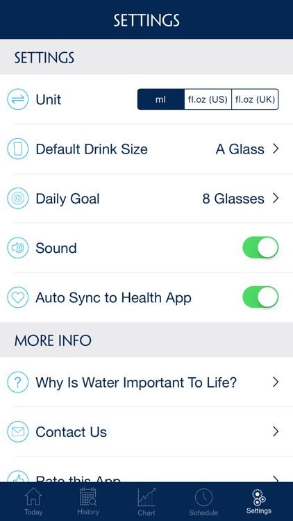 Daily Water Reminder Pro screenshot-4