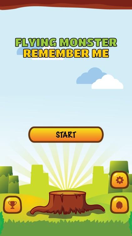 Flying Monster: Remember Me