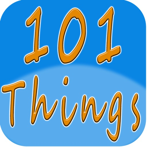 101 Things for Kids