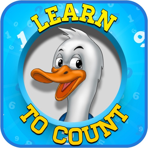 Learn to Count : A funny introduction to numbers and maths for kindergarten kids