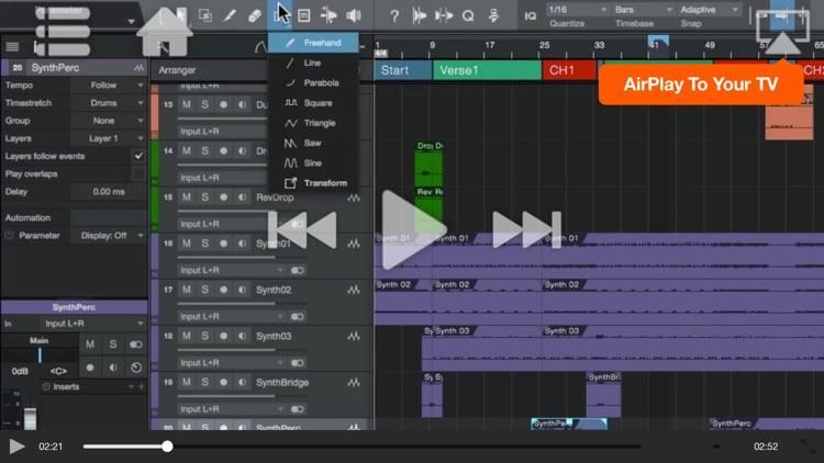 Audio Course for Studio One screenshot-3
