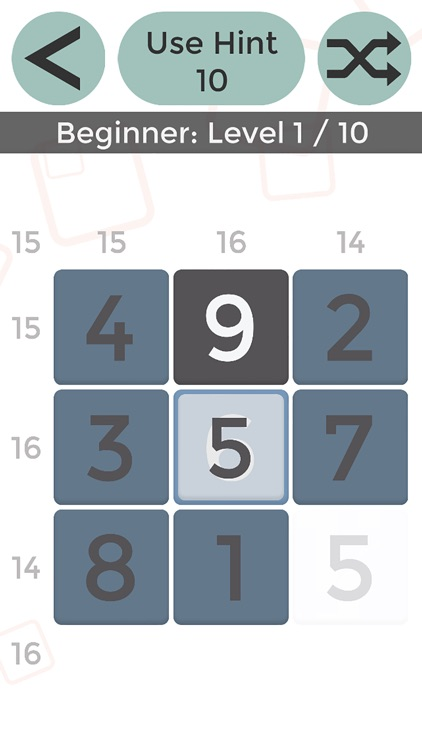 Crosswise - The Smartest Puzzle Game - Word and Number Puzzles