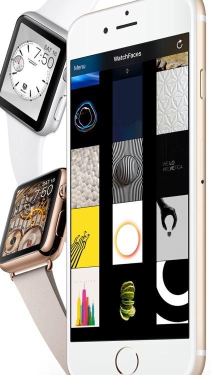 WatchFaces for Apple Watch