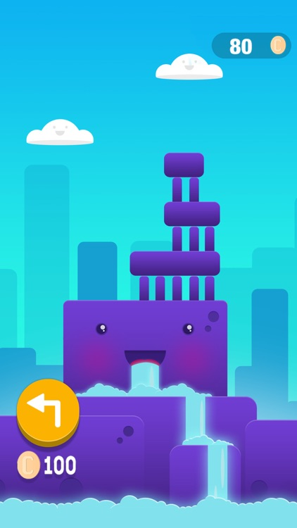 Cartoon Tower Pro Quest - Stack The Blocks For Fun