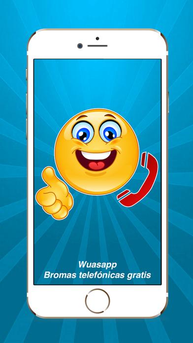 Wuasapp - Bromas Telefónicas