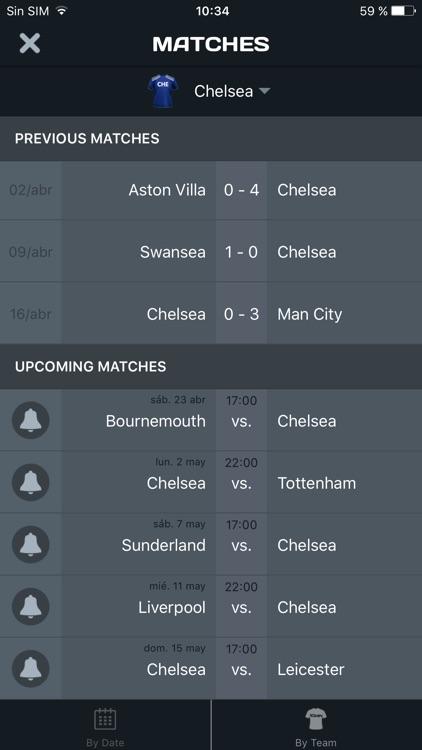 90min India - Live Soccer Scores, News, Schedules & Standings screenshot-3