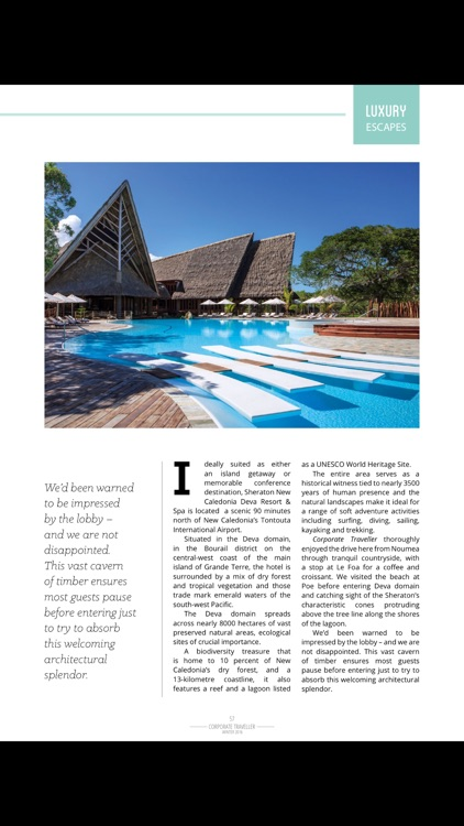 Corporate Traveller & Luxury Escapes screenshot-4