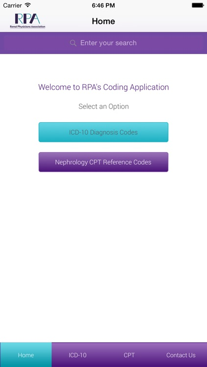 RPA's Diagnosis Coding Application