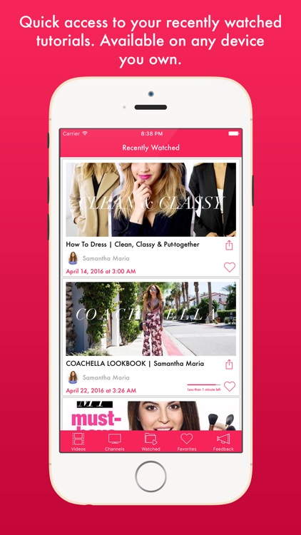 InstaStylista - Eazy Makeup, Hair and Beauty Video Tutorials for YouTube screenshot-3