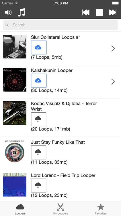 Tablist.net Looper