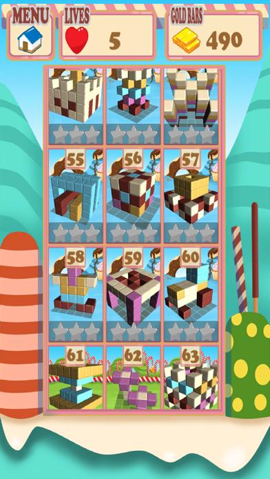 Sugar Cubes SMASH block puzzle