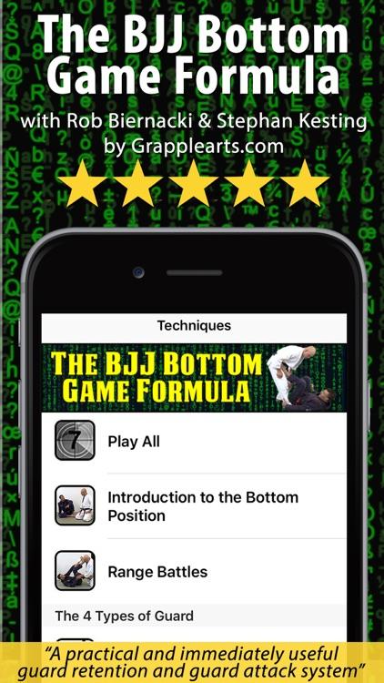 BJJ Guard Game screenshot-0