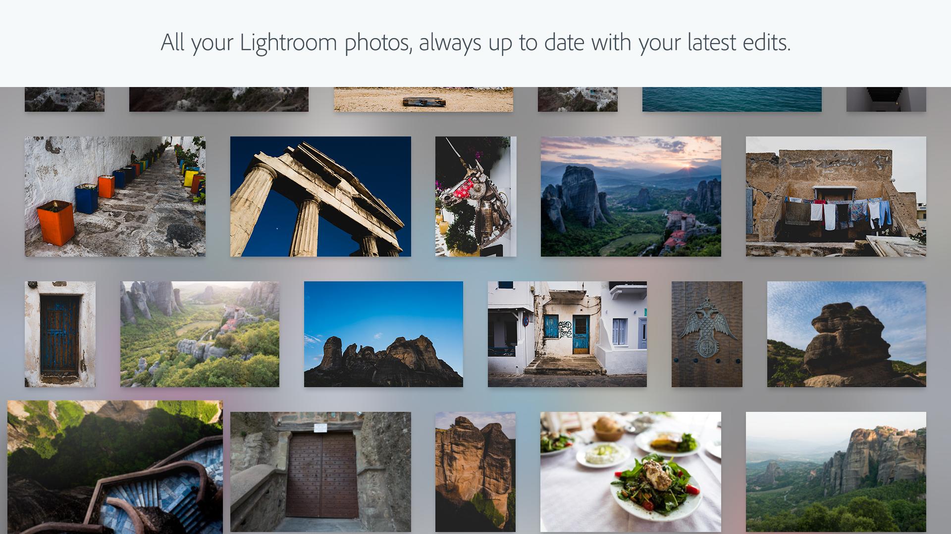 Adobe Photoshop Lightroom screenshot 3