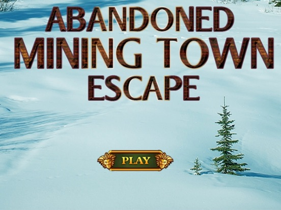 Abandoned Mining Town Escape-ipad-2