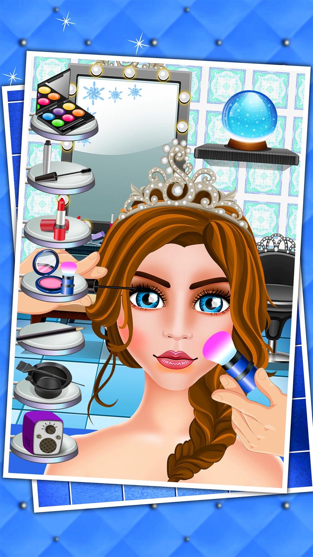 Princess Make-Up Salon & Spa Makeover Kids Games! hack tool