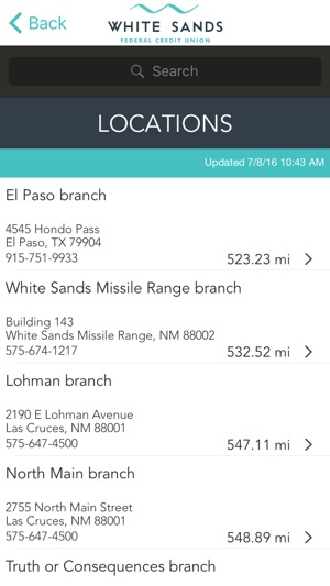 White Sands Fcu Mobile Deposit On The App Store