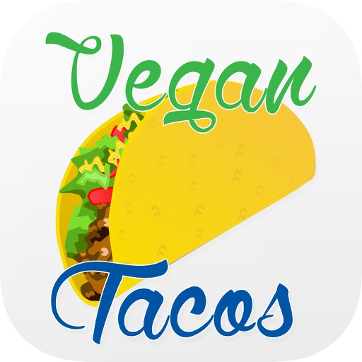 Vegan Taco Recipes icon