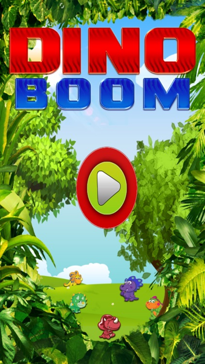 Dino Boom -  Free Match 3 Puzzle Game screenshot-3
