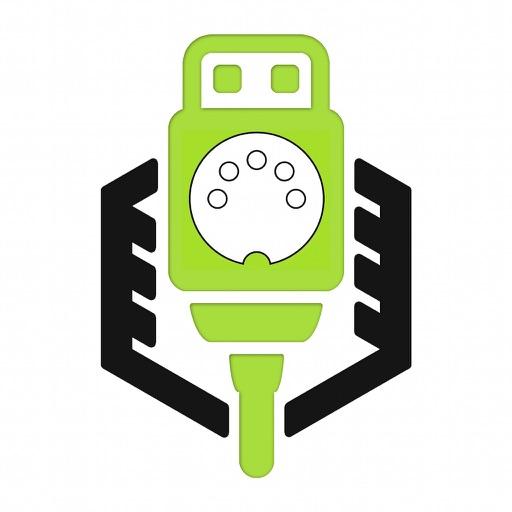 musicIO: MIDI over USB