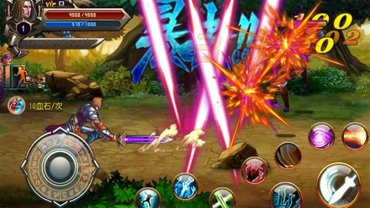 恶魔猎人 -最强动作手游体验,引爆新一代格斗狂潮!
