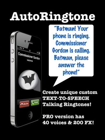 AMERICAN RINGTONES Caller ID Voice & Music FX ipad images
