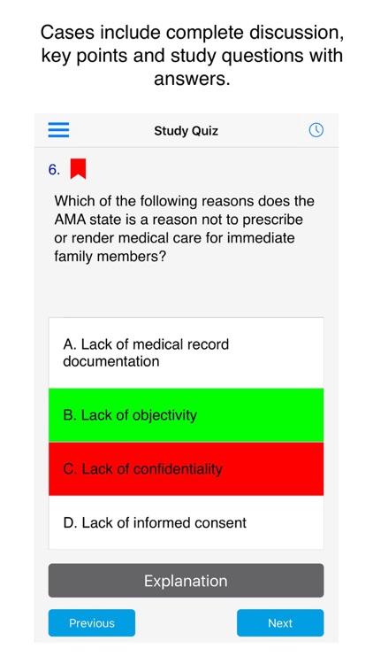 Case Files Medical Ethics. 1/e screenshot-3