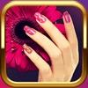 时尚指甲彩绘发廊 – 的风格你的的指甲在这个美丽的比赛为的女孩