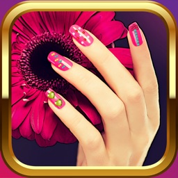 Fashion Nail Art Salon – Design Stylish Nails in Your Beauty Make.over Game for Girls