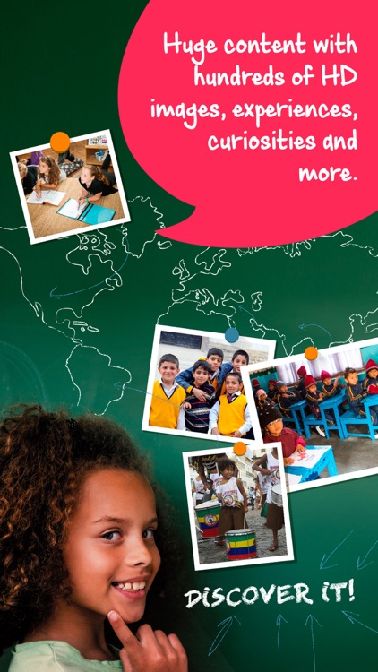 Kids Like Me - Travel & Discover How Children Live Around the World.